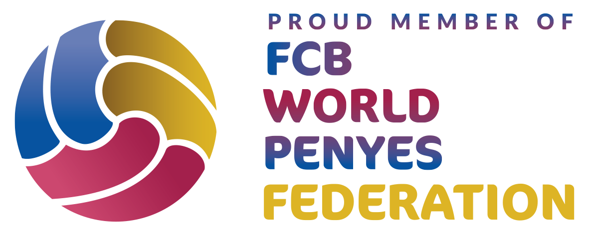 Proud member of FCB World Penyes Federation